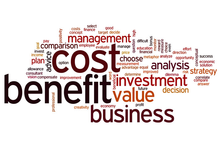 Cost-Benefit Analysis words