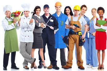 People form Various Professions