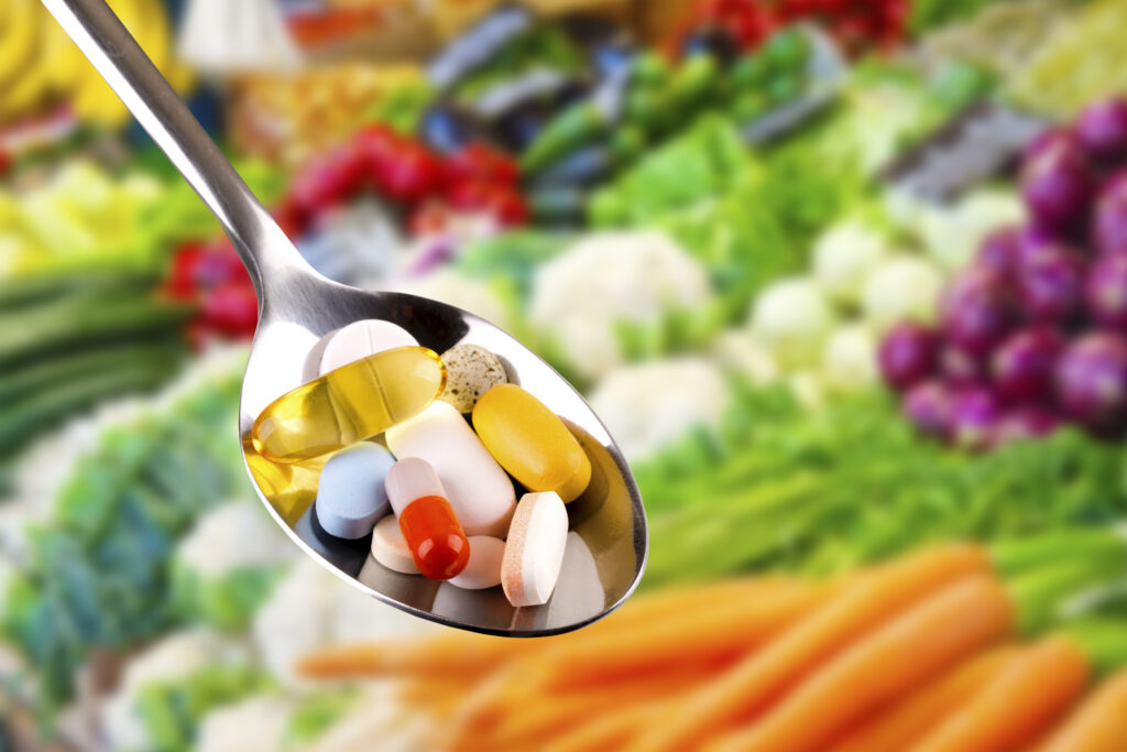 Vitamins are essential for healthy immunity
